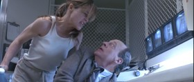 - You broke my arm! - There are 215 bones in the human body. That's one.