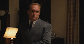 Mr. Corleone is a man who insists on hearing bad news immediately.