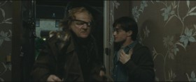 - You're looking fit, Harry. - Yeah, he's absolutely gorgeous. What say we get undercover before someone murders him?