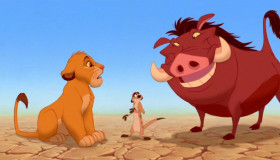 What a wonderful phrase. Hakuna matata. Ain't no passing craze It means no worries For the rest of your days Hakuna matata.