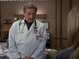 Now, you went to four years of college and four years of medical school, so I can safely presume that you are at least eight.