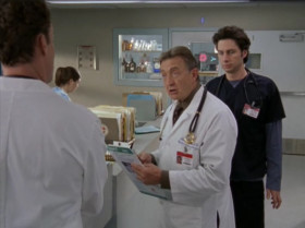 - Son, do you think I got to be Chief of Medicine by being late? - Noooo, Bobbo, you got there by backstabbing and ass-kissing. - Maybe so, but I started those things properly at eight!