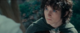 Farewell, Frodo Baggins. I give you the light of Earindil, our most beloved star. May it be a light for you in dark places, where all other lights go out.