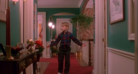 This house is so full of people it makes me sick! When I grow up and get married, I'm living alone! I'm living alone!