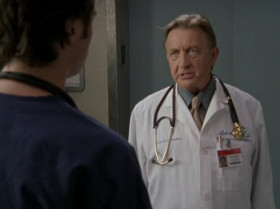 Dr. Dorian! I'm far too irritable right now to pretend I don't hate you.