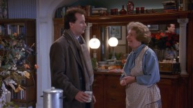 - Do you ever have «déjà vu», Mrs. Lancaster? - I don't think so, but I could check with the kitchen.
