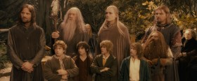 - Nine companions... So be it! You shall be the fellowship of the ring.
