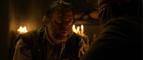 - From what I hear tell of Captain Barbossa, he's not a man to suffer fools, nor strike a bargain with one. - Then I'd say it's a good thing I'm not a fool.