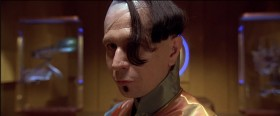 - You saved my life... In return, I'll spare yours... for now.