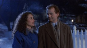 - It's a perfect day. You couldn't have planned a day like this. - Well, you can. It just takes an awful lot of work.
