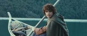 - Go back, Sam. I'm going to Mordor alone.