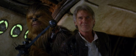 Chewie... we're home.