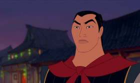 You said you'd trust Ping. Why is Mulan any different?