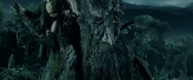 - Many of these trees were my friends. Creatures I had known from nut and acorn. - I'm sorry, Treebeard. - They had voices of their own. Saruman!.. A wizard should know better! There is no curse in elvish entish or the tongues of men for this treachery!