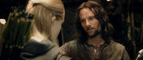 - We have trusted you this far and you have not led us astray. Forgive me. I was wrong to despair. - There is nothing to forgive, Legolas.