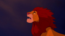 - Simba, you have forgotten me.