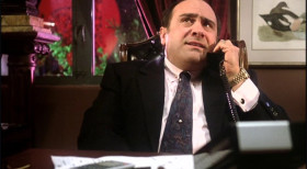 Hello. Debbie? Yeah, Debbie's here. Who's this? Well, Ralph, Debbie can't talk right now. My dick's in her mouth. How 'bout if I have her call you back when I'm done. I love wrong numbers.