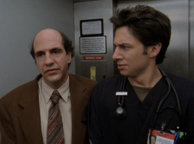 - Tell him my most important rule, Ted. - Too much ''ha-ha'', pretty soon ''boo-hoo''. - My other rule. - If you don't look for a mistake, you can't find one. - That's right, Teddy bear. Now, stop looking for trouble just because you like this patient, and face the facts. Remove him, Ted. - That ''ha-ha'' rule is true.