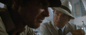 - What about your boss, der Fuhrer? I thought he was waiting to take possession. - All in good time. When I am finished with it. Jones, do you realise what the Ark is? It's a transmitter. It's a radio for speaking to God. And it's within my reach.