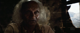 - On the way to Delhi, you will stop at Pankot. - Pankot is not on the way to Delhi. - You will go to Pankot Palace. <...> Now there is a new Maharajah, and again the palace has the power of the Dark Light. It is that place kill my people. - What has happened here? - The evil start in Pankot, then like monsoon, it moves darkness over all country, over all country. <...> It is why Siva brought you here. - We weren't brought here. Our plane crashed. It crashed. - No, no. We prayed to Siva to help us find the stone. It was Siva who made you fall from the sky.