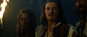 - Where's Elizabeth? - She's safe, just like I promised. She's all set to marry Norrington, just like she promised. And you get to die for her, just like you promised. So we're all men of our word, really. Except for Elizabeth, who is, in fact, a woman.
