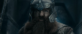 Let them come! There is one dwarf yet in Moria who still draws breath.