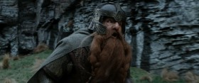 - Come Gimli! We are gaining on them.