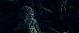 - It's talking, Merry. The tree is talking! - Tree?! I am no tree. I am an Ent. - A treeherder! A shepherd of the forest! - Don't talk to it, Merry. Don't encourage it. - Treebeard, some call me. - And whose side are you on? - Side? I am on nobody's side... because nobody's on my side, little Orc. Nobody cares for the woods anymore.