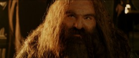 - No pauses. No spills! - And no regurgitation... - So it's a drinking game? - Last one standing wins. <...> - It's the Dwarves that go swimming with little, hairy women. - I feel something. A slight in my fingers. I think it's affecting me. - What did I say? He can't hold liquor! - Game over.