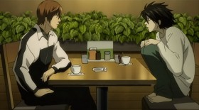 L, do you know shinigami only eat apples?