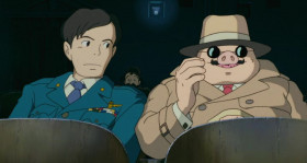 - Come back to the Air Force, Marco. I could still get you in. - Better a pig than a Fascist.