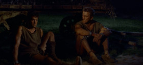 - Are you afraid to die, Spartacus? - No more than I was to be born.