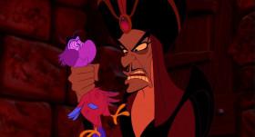 Jafar! Jafar! Get a grip! Good grip.