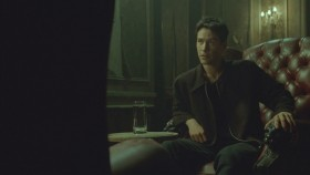 - Do you believe in fate, Neo? - No. - Why not? - I don't like the idea that I'm not in control of my life.