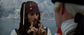 - You are, without doubt, the worst pirate I've ever heard of.
