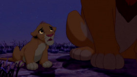 I'm only brave when I have to be. Simba, being brave doesn't mean you go looking for trouble.